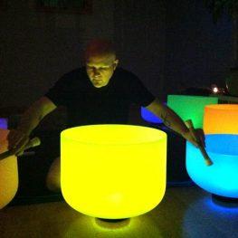 crystal bowl sound meditation