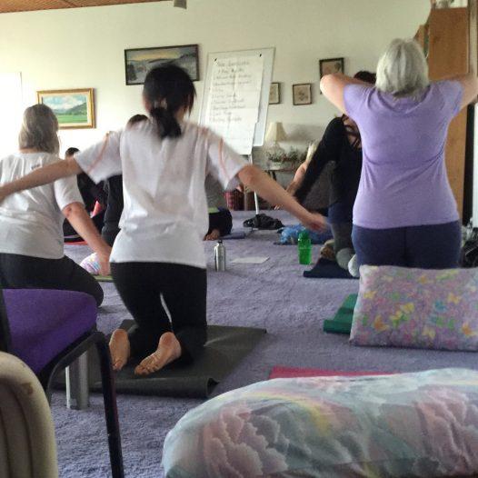 seated energy yoga-meditation