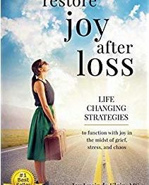 Restoring Joy After Loss book