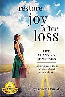 Restoring Joy After Loss book