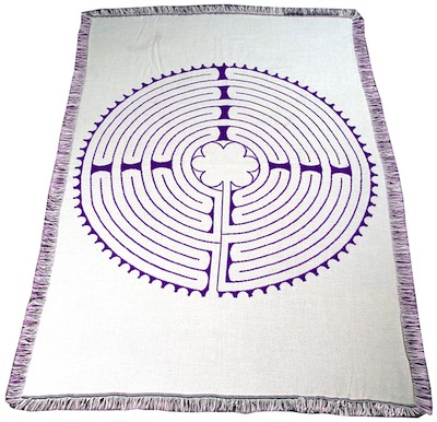 Chartres blanket