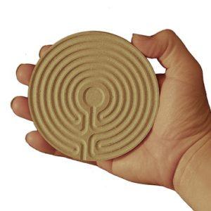 Hand Held Labyrinths