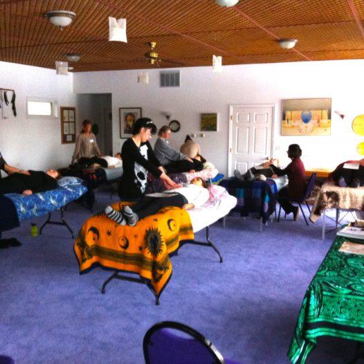 October Reiki 2 training