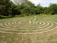 Relax4Life walking labyrinths-Cretan