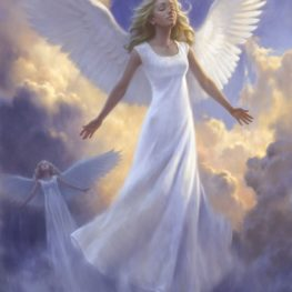 receiving from your angels