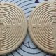 2 maple chartres finger labyrinths