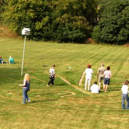 exploring-experiencing labyrinths